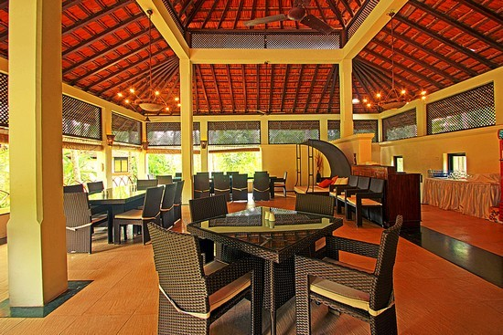 Coconut Creek Resort Goa Restaurant