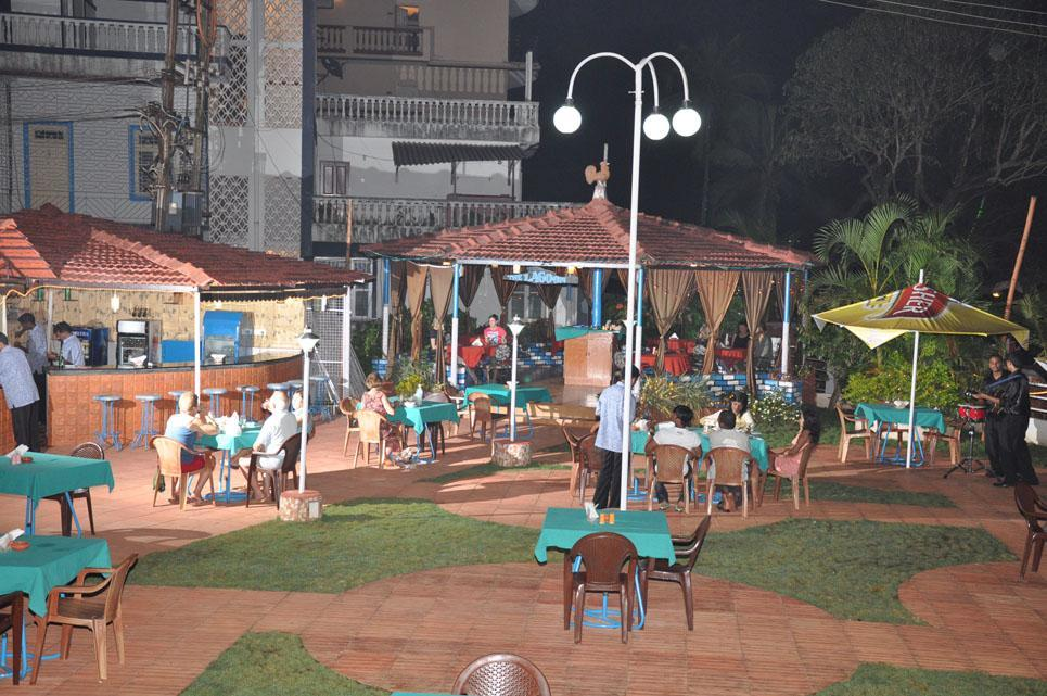 The Grand Chandra Resort Goa Restaurant