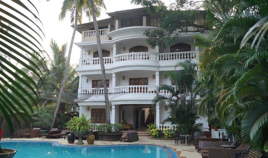 Alidia Beach Cottage Goa