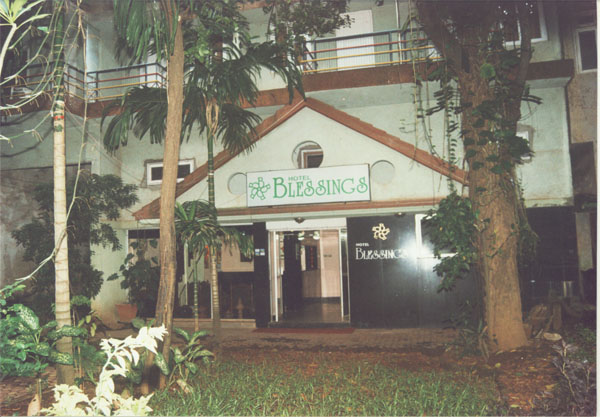 Blessings Hotel Goa