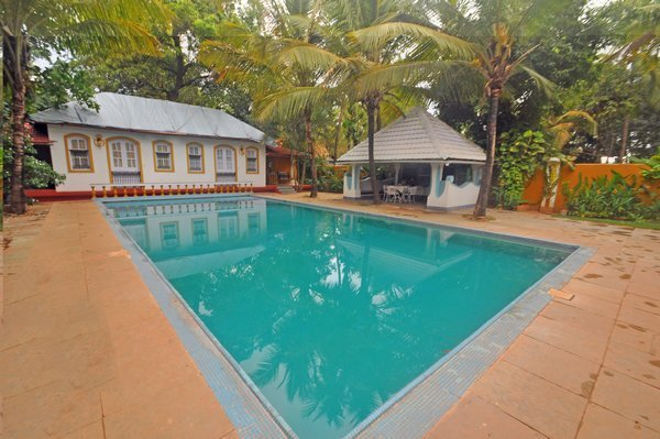 Casa Anjuna Resort Goa