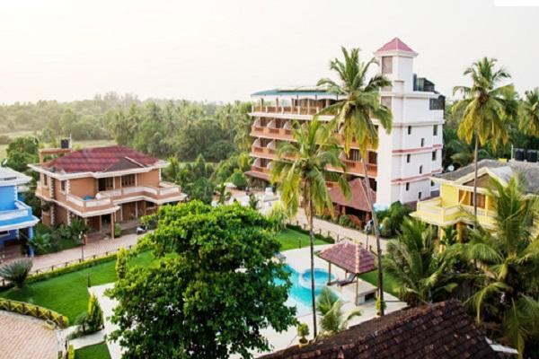 La Grace Resort Goa
