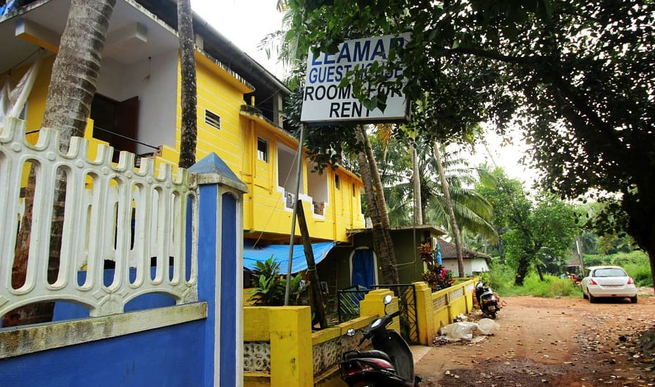 Leamar Guest House Goa Rooms Rates Photos Reviews Deals Contact No And Map