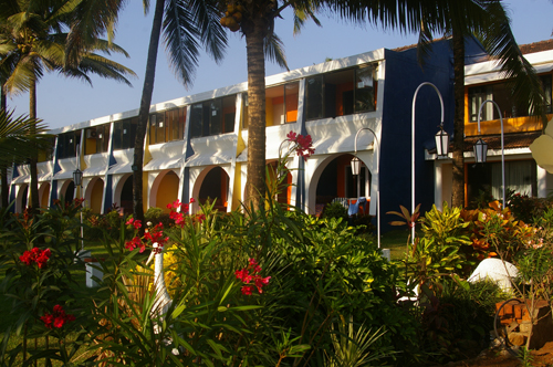 Longuinhos Beach Resort Goa
