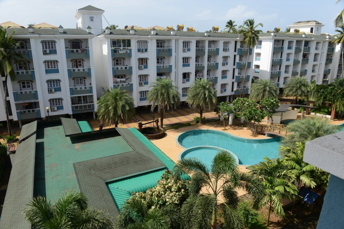 Ocean Breeze Service Apartment Goa