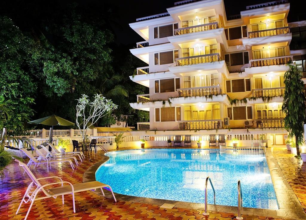 Ocean palms goa находите фотографии,описание отеля, карту и отзывы и сравнивайте цены на отели (4 звезд(ы)) калангут