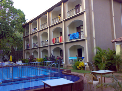 Riverside Regency Resort Goa