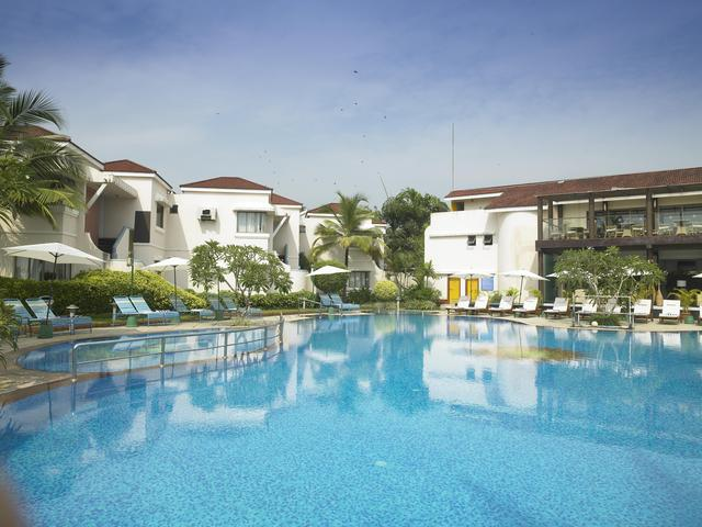 Royal Orchid Beach Resort And Spa Goa