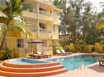 Star of the Sea Resort Goa