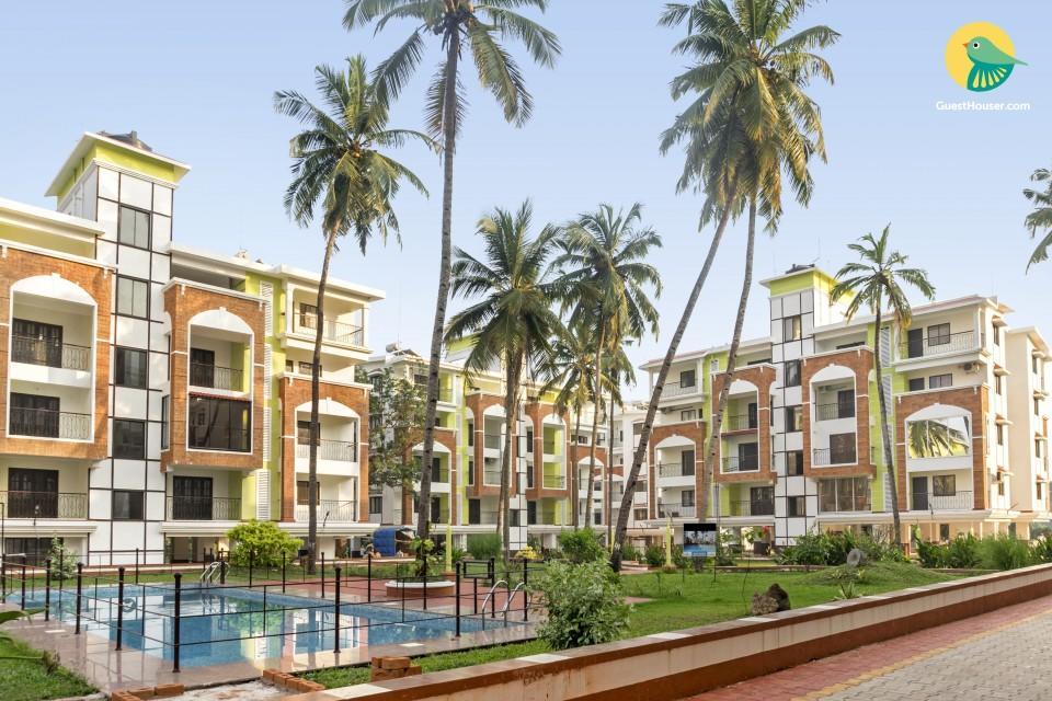 Alove Luxury Apartment Goa Rooms Rates Photos Reviews
