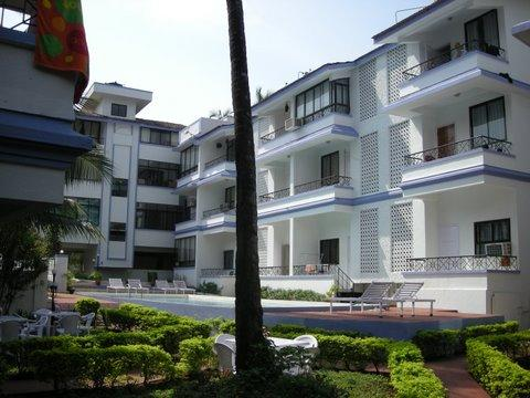 Sunshine Park Resort Goa