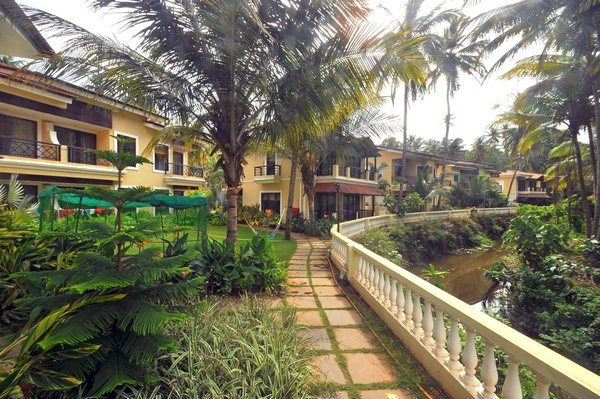 The Best Western Devasthali Resort Goa