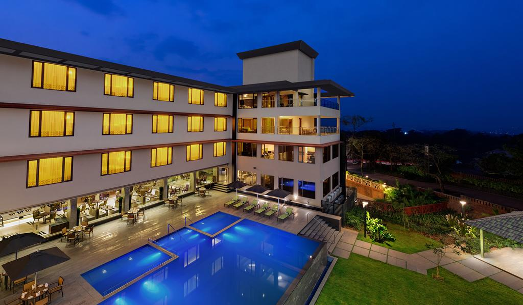 The Fern Kadamba Hotel And Spa Goa