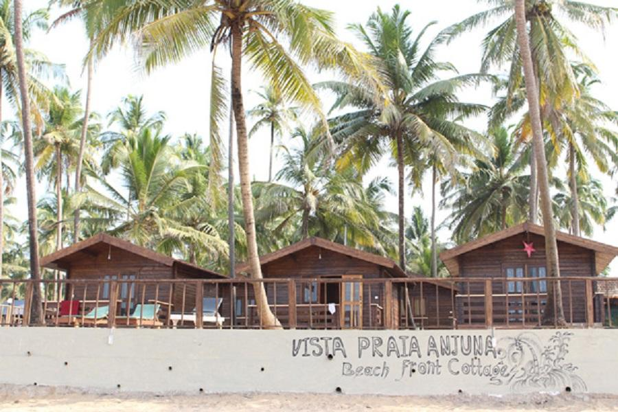 Vista Praia Cottages Goa India
