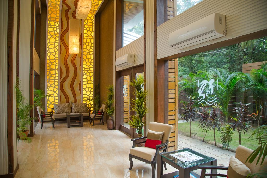 Turtle Beach Resort Goa, Rooms, Rates, Photos, Reviews