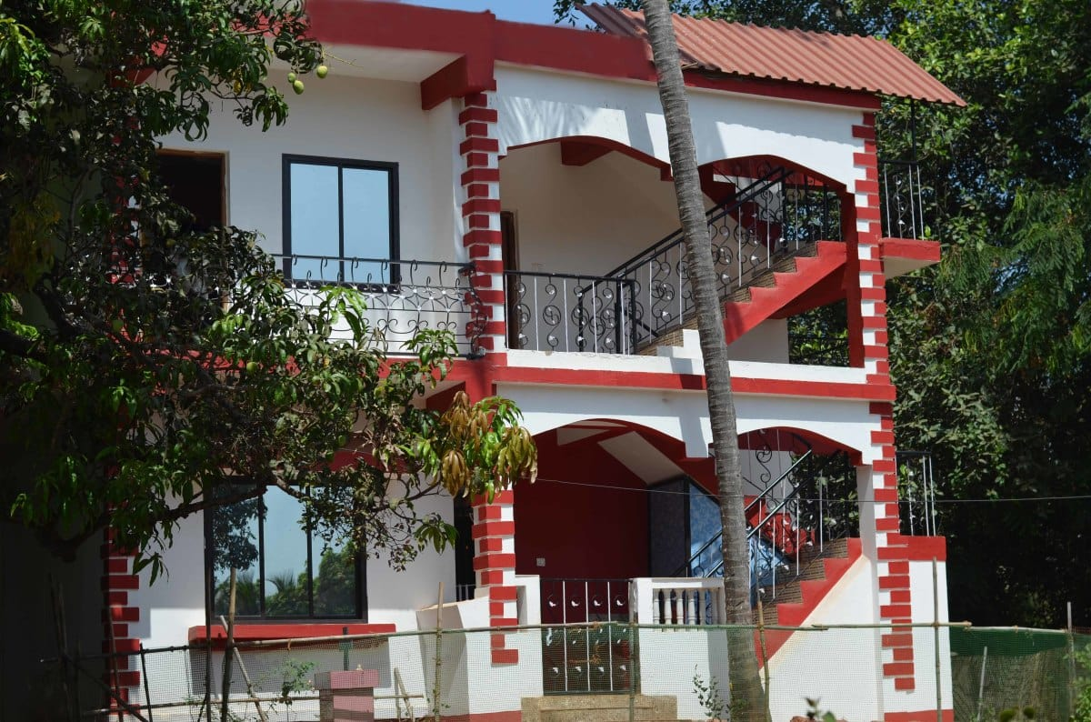 The Green Guest House Goa Rooms Rates Photos Reviews
