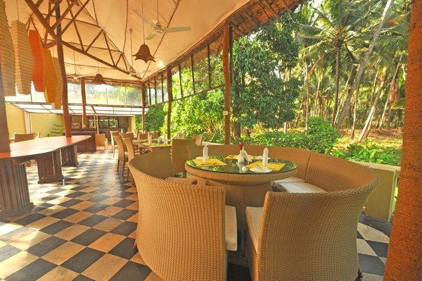 The Best Western Devasthali Resort Goa Restaurant
